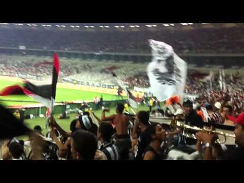 Movimento 105 minutos!    Descontrole! Galo 4x1 Corinthians pela Copa do Brasil! - Movimento 105 Minutos - Atlético Mineiro