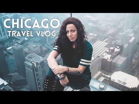 CHICAGO TRAVEL VLOG | 3 DAYS OF FUN