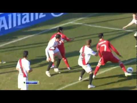 Cristiano Ronaldo golo de calcanhar