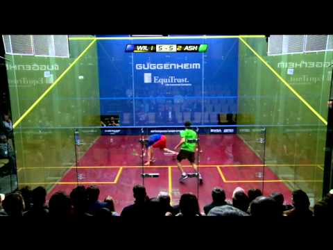 Squash: Shots of the Month – March