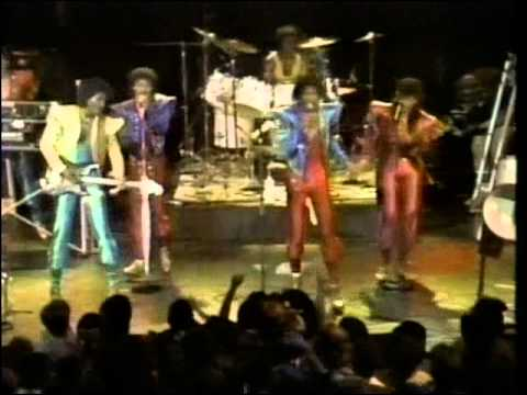 Live Music Show - Midnight Star Live in Los Angeles, 1983