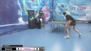 Батенко В. vs Кикоть В.