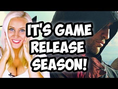 It's game release season and Tara is hyped – The Tara Show