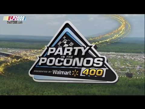 2013 NASCAR Party in the Poconos 400 Full Race HD