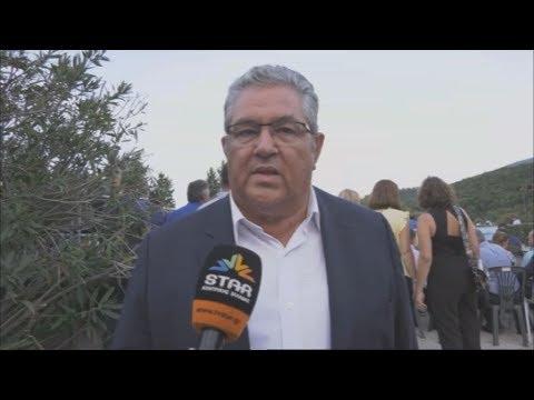 Δ. Κουτσούμπας: Ο ελληνικός λαός πρέπει να ενωθεί και να παλέψει