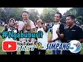 foto Cenut ngabuburit bareng kawan-kawan Youtuber Pati live simpang 5 tv Borwap