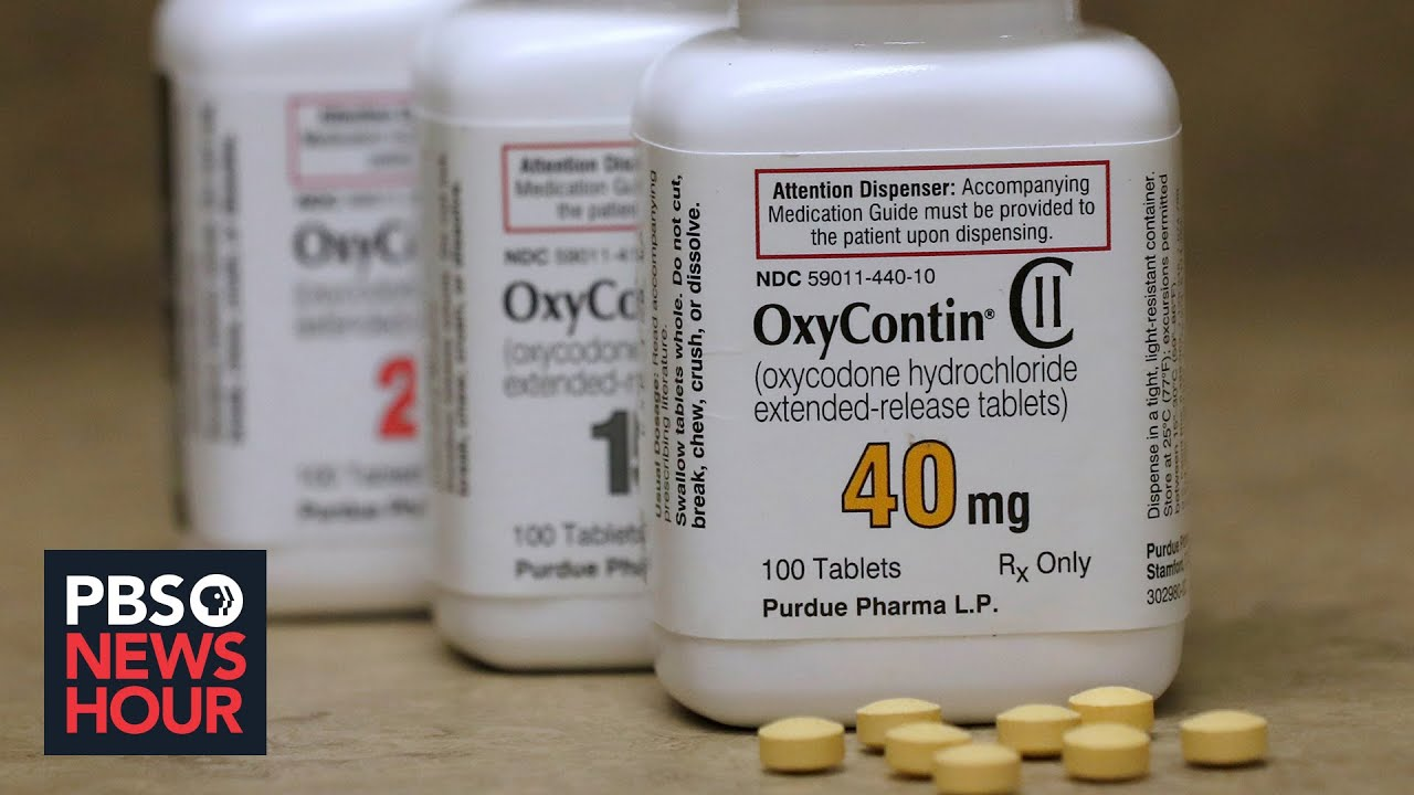 New book sheds light on secretive Sackler family — the makers of opioid OxyContin
