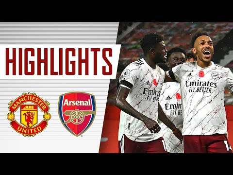 HIGHLIGHTS | Man Utd vs Arsenal (0-1) | Aubameyang penalty earns victory at Old Trafford