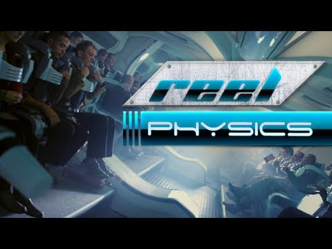 TOTAL RECALL – THE FALL (Reel Physics)