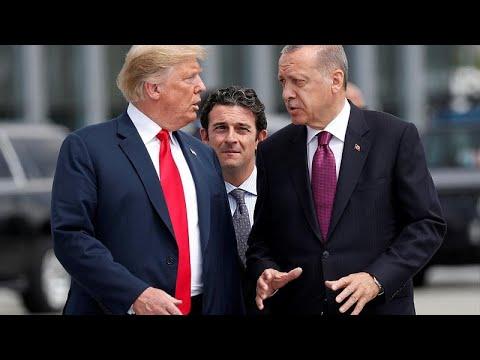 Τουρκία – ΗΠΑ: Ρήξη με αφορμή την υπόθεση του Αμερικανού πάστορα…