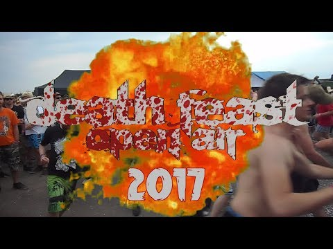 DEATH FEAST OPEN AIR 2017 - The ultimate Documentary (видео)