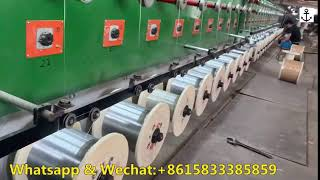 China Factory Soft galvanized iron binding wire/Q195 low carbon iron wire youtube video