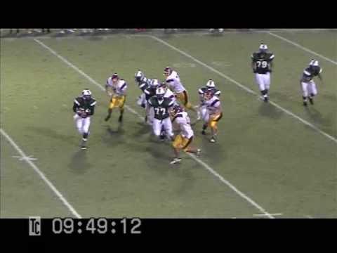 Trey Burton High School Highlights video.