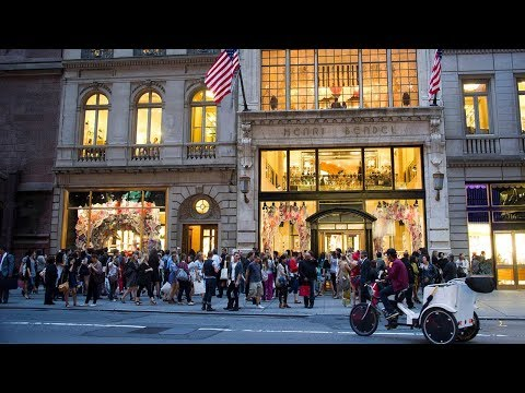 Luxury retailer Henri Bendel, which opened in Manhattan in 1895, closing