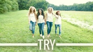 Colbie Caillat - Try (1 Girl Nation Cover)