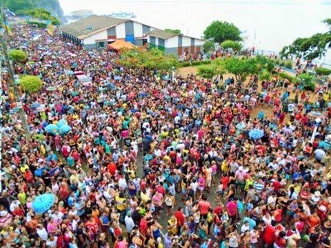 São Benedito leva milhares de devotos em procissão pelas ruas de Gurupá