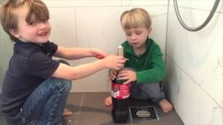 bNosy Video 17 - läskfontän