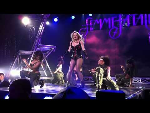 Britney spears - Till the world ends - GMA - 3/3 - HQ