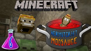 Minecraft Mods - Hermitcraft Modsauce #6 - Off with his Head!