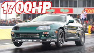 1700HP Yoda Supra NEW Billet 2JZ (Calls Out FarmTruck and AZN AGAIN!) by  That Racing Channel