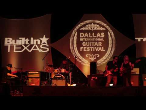 To Love Somebody - Holland K. Smith at the 2016 Dallas International Guitar Show