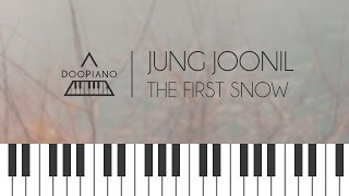 [Goblin OST] 정준일 (Jung Joonil) - 첫 눈 (The First Snow) Piano Cover Video