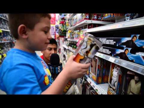 Video Los juguetes que piden los niños para esta Navidad download in MP3, 3GP, MP4, WEBM, AVI, FLV January 2017