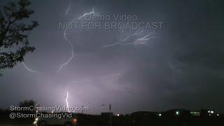 Troy (MO) United States  city photos : Troy, MO Severe Lightning - 5/11/2016