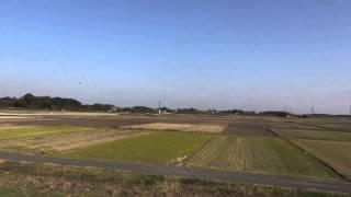 3000円のジンバルでの空撮映像