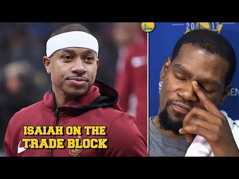 KD Clowns Rockets That Think They're Better Than Golden State.. Cavs With The Crazy Trade Scenario