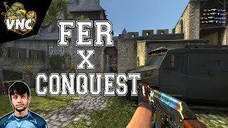 CS:GO - fer x Conquest [iBP Fall Invitational]