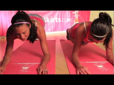 Pink Yoga Mats – Exercise Mats for the Gym from Running Skirts