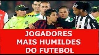 Veja Os Jogadores Mais Humildes da História do Futebol - Vídeo Comovente Assuntos Relacionados: videos de dribles humilhantes, videos do melhor drible ...