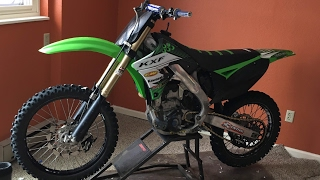 9. Bought a New Bike!? 2012 kx250f!