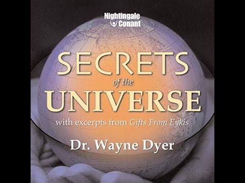 Audiobook: Wayne Dyer - Secrets of the Universe