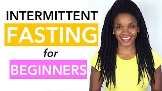 Video Topic: How to do Intermittent Fasting for Beginners (FitBeauty Shop: http://bit.ly/2lblZHj)Today we're discussing intermittent fasting, which is a very popular topic when it comes to dieting and weight loss. Also I'm going to share answers to some of the many common questions people have about intermittent fasting like:- How to do intermittent fasting to lose weight- Is intermittent fasting healthy- Is intermittent fasting safe- Is intermittent fasting bad for you- Is intermittent fasting good for youBottom line, intermittent fasting is very healthy and very easy to do, so if you'd like to try intermittent fasting just use the tips and info in this video to help you along the way!Also check out the link below to learn more about FitBody Energy and how to order a sample pack TODAY! **Get FitBody Energy Samples (SHIPS FREE!) http://bit.ly/2p2ewg7Enjoy the video ladies! Stay awesome & beautiful! – Doc.If you enjoyed this video please Like, Share, and Subscribe!Links You'll Love: **Dr. Phoenyx's FitBeauty Shop https://www.drphoenyx.com**Get FitBody Energy on Amazon (SHIPS FREE!) http://amzn.to/2pbcaGM** Get my FREE eBook http://bit.ly/2j5zSW2Follow Dr. Phoenyx on:Website      https://drphoenyx.comFacebook    https://www.facebook.com/DrPhoenyx/Instagram    https://www.instagram.com/drphoenyx/** Dr. Phoenyx Austin, MD is the CEO and Founder of the FitBeauty Shop. A health entrepreneur, best-selling author, and certified Sports Nutrition Specialist, Dr. Phoenyx provides awesome nutrition products and practical tips to help women achieve our most fit and beautiful body from the inside out!***DISCLAIMER:Dr. Phoenyx Austin and Dr. Phoenyx LLC strongly recommend that you consult with your physician before beginning any exercise or diet program.You should understand that when participating in any exercise or diet program, there is the possibility of physical injury. If you engage in any exercise or diet program shared by Dr. Phoenyx, you agree that you do so at your own r