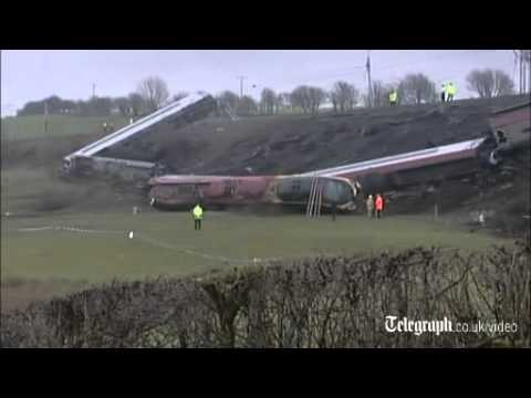 Grayrigg train disaster: 'Network Rail pay-off is offensive to crash victims' '