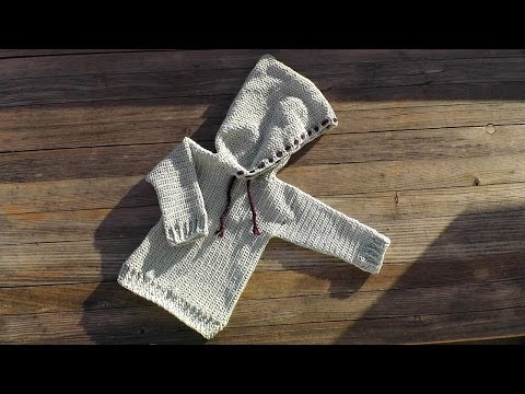 Pullover Addon Häkelanleitung Linkshänder [Fortgeschrittene] Schachenmayr select BELISIA