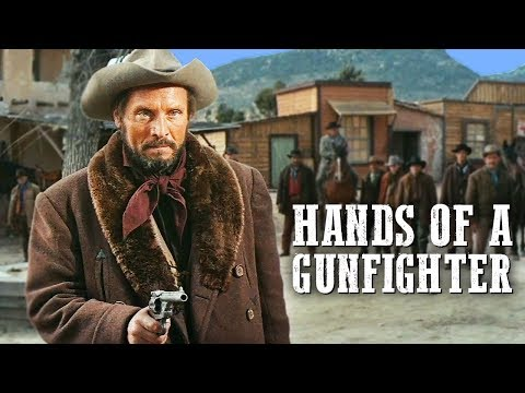 Hands of a Gunfighter | WESTERN Film | Free YouTube Movie | English | HD | Full Movie
