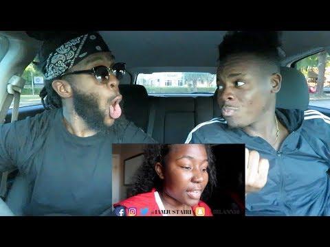 TELLING TRAY IM PREGNANT !!! | IAMJUSTAIRI *REACTION* (видео)