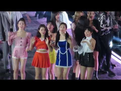 [FANCAM] 190518 Red Velvet @ 2019 Dream Concert Ending