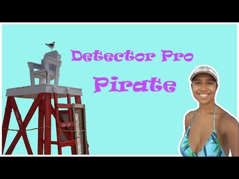 Detector Pro Pirate - Metal Detecting