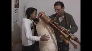 Lezione-concerto presso l'Associazione Musicale Culturale Limbadese
