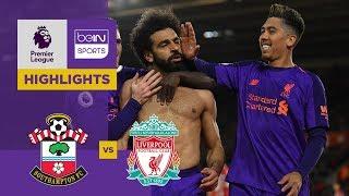 Video Southampton 1-3 Liverpool Match Highlights MP3, 3GP, MP4, WEBM, AVI, FLV April 2019