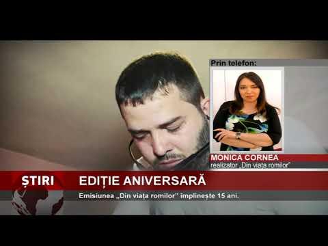 """Emisiunea """"Din viața romilor"""", la ceas aniversar"""