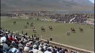 Polo on the Roof Of World - Shandur Polo Festival Pakistan