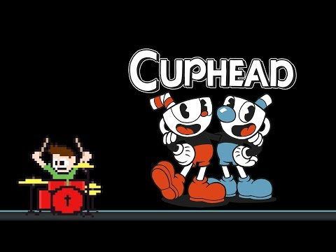 Video Cuphead - Floral Fury [Retrospecter Remix] (Drum Cover) -- The8BitDrummer download in MP3, 3GP, MP4, WEBM, AVI, FLV January 2017