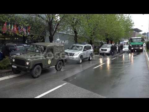 Policia: Aksidentin në Prishtinë nuk e shkaktoi eskorta e Kryeministrit (Video)