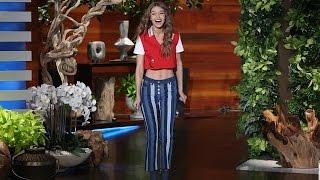Video The Gorgeous Gigi Hadid's Ellen Debut! MP3, 3GP, MP4, WEBM, AVI, FLV Maret 2018