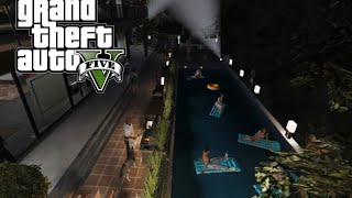 Hey guys today here is a video i put together for a GTA 5 map which contains an edited version of Franklin's house which is now a party house and i enjoyed i...